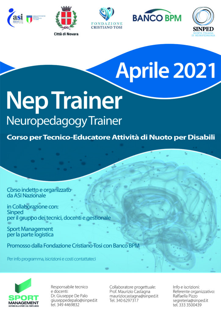 Corso Nep Trainer